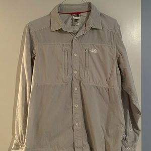 The North Face Vented Hiking Shirt